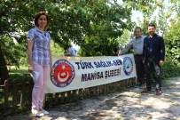 TÜRK SAĞLıK SEN - Türk Sağlık Sen Üyeleri Kahvaltıda Buluştu