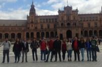 CORDOBA - ADÜ Öğrencileri Cordoba Üniversitesi'ni Ziyaret Etti