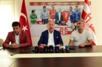RONALDİNHO - Antalyaspor'dan Genel Kurul Kararı Açıklaması Bıktık !