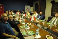 TONGA - Askom Toplantısı Amasya'da Yapıldı