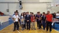 MUSTAFA MASATLı - Başarılı Sporculara Ödül