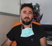 İNCE BAĞIRSAK - Bir Yılda 50 Kilo Veren Hastanın Karnından 20 Kiloluk Kitle Çıktı