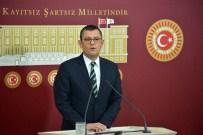 ELEKTRİK ABONESİ - CHP'li Özel Halkı 'Direniş'e Çağırdı