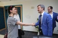 Çölyaklılar'ın İlk Derneği'nden Başkan'a Teşekkür