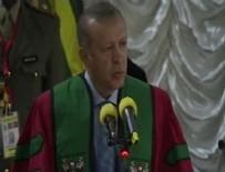 FAHRİ DOKTORA - Cumhurbaşkanı Erdoğan: Dünya 5 daimi ülkenin iki dudağı arasına mahkum olamaz