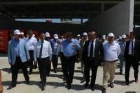 ÖMER KARAMAN - Darıca'da Katı Atık Toplama Merkezi Açıldı
