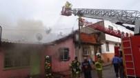 ÇANAKLı - Evde Çıkan Yangın Korkuttu