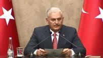 TUĞRUL TÜRKEŞ - 'Onlara Yapılacak En Ufak Yanlış Türkiye'ye Yapılmış Demektir'