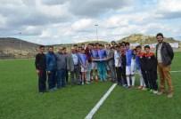 MEHMET ŞENTÜRK - Şampiyonlara Ziyaret