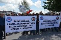 2008 YıLı - Sidemir İşçileri, Fabrikaya 'Kayyum' İstiyor