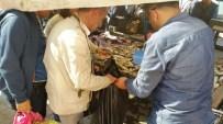 İNCİ KEFALİ - Van'da 41 Ton Kaçak Avlanmış Balık Ele Geçirildi