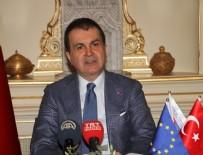 BÜYÜK GÖÇ - AB Bakanı Çelik'ten AB'ye vize uyarısı!