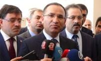 BAĞIMSIZ MİLLETVEKİLİ - Adalet Bakanı Açıklaması Dosyalar Dün Gönderildi