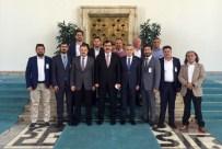 CENK ÜNLÜ - AK Parti İlçe Başkanı Ünlü'den Didim'e Yeni Müjdeler