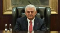 ANAYASA SÜRECİ - Başbakan Yıldırım, Tüsiad Heyetini Kabul Etti
