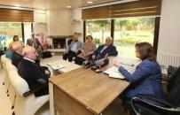 BASıN KONSEYI - Basın Konseyinden Başkan Şahin'e Ziyaret