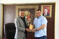 Başkan Tutal'a Çevre Duyarlılık Plaketi