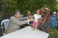 Başkan Yavuz'dan Şehidin 8 Aylık Çocuğuna Oyun Grubu