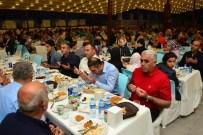 MEHMET GÜNER - Belediye Başkanı Polat, Personeli İle İftar Yemeğinde Buluştu