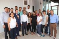 Culha Açıklaması 'Sosyal Tesis Ve Plaj Projelerimiz Hazır'
