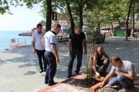 ABDULLAH BAKIR - Kapuz Plajında Hazırlıklar Tamamlandı