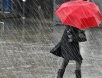 MERSIN - Meteoroloji'den kuvvetli yağış uyarısı!