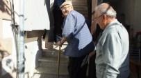 Tarihi Hanay Cami İçin Asansör Yapılması İstendi
