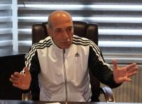 ZIYA DOĞAN - Ziya Doğan'dan 'Yeni Malatyaspor' Açıklaması