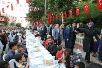AİLE BAKANLIĞI - Aile Ve Sosyal Politikalar Bakanı Bakan Kaya Mardin'de İftarını Açtı