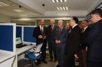 YABANCı DIL SıNAVı - Atatürk Üniversitesi'nde Pte Academıc Sınav Merkezi Açılışı