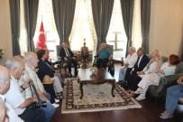 BASıN KONSEYI - Basın Konseyi Yüksek Kurulu Kilis'te