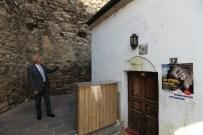 GERMIYANOĞULLARı - Başkan, Tarihi Aşağı Hisar Camii'ni İnceledi