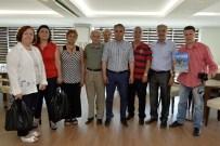 JEOLOJİ MÜHENDİSLERİ ODASI - Başkan Uysal'a Ziyaretler
