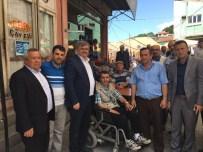 ORMANLı - Çaturoğlu, Ormanlı'da Halkla Buluştu