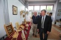 ŞÜKRÜ GÖRÜCÜ - Denizli'de Sanatın Dokunuşları Sergisi Açıldı