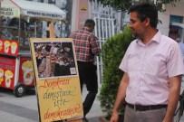 ÖMER DERIN - İHH Tarafından 'Mazlum Coğrafyalar' Resim Sergisi Açıldı
