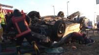 EDIRNEKAPı - İstanbul'da Kaza Açıklaması 4 Yaralı
