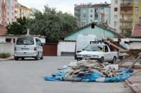 Konya'da Silahlı Kavga Açıklaması 3 Yaralı