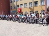 MUSTAFA MASATLı - Öğrenciler Bisikletlerine Kavuştu