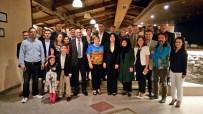 KıZıLPıNAR - Optimed Hastanesi'nden Muhtarlara İftar Yemeği