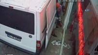Peçeli Hırsızlar Kamerada