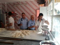 KILIK KIYAFET - Şanlıurfa'da Kaliteli Ekmek Üretmeyen Fırıncı Yandı