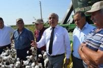MUSTAFA BIRCAN - TARİŞ Yönetimine Seçilen İl Tarım Müdürü Emekliye Ayrıldı