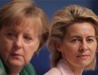 SCHENGEN - Alman Savunma Bakanı'ndan flaş Türkiye açıklaması!