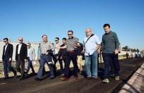BASıN KONSEYI - Basın Konseyi Üyeleri Karkamış'ta