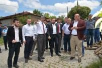 HASANCıK - Başkan Doğan'ın Köy Gezileri Sürüyor