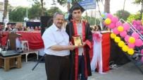 Burhaniye Anadolu Lisesinde Mezuniyet Coşkusu