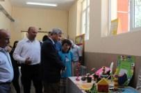 Burhaniye'de Nadir Tolun'da Bilim Ve Sanat Sergisi