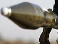 ASKERİ LOJMAN - Askeri lojmanlara roketatarlı saldırı