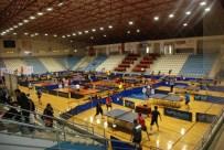 BATMAN BELEDIYESI - Tokat'ta Masa Tenisi Terfi Ligi Başladı
